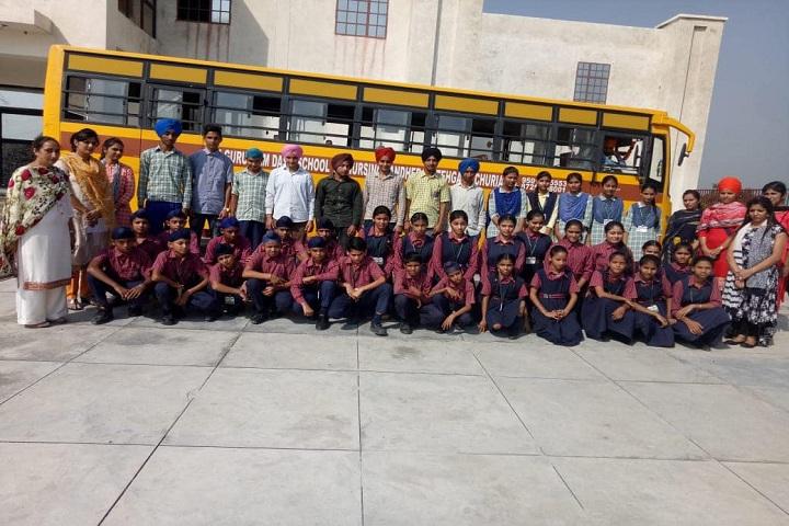 Guru Sagar Public School-Transport