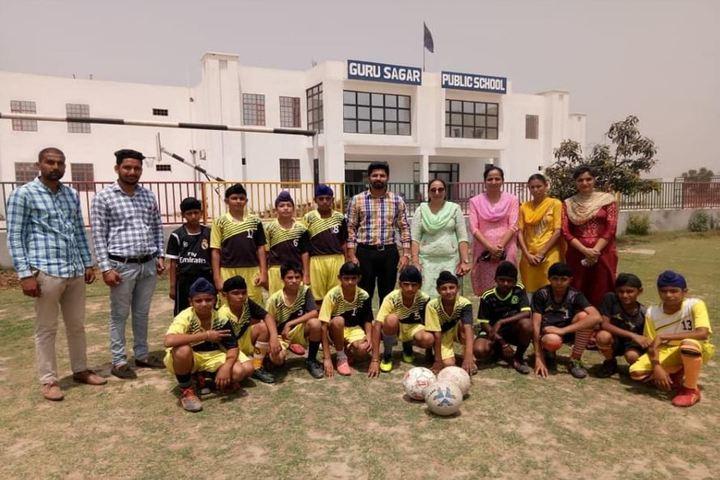 Guru Sagar Public School-Sports Team
