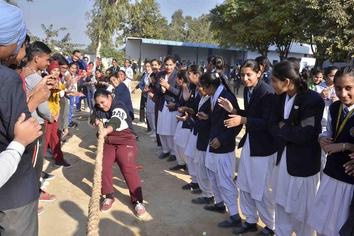 Guru Teg Bahadur Khalsa Public School-Games