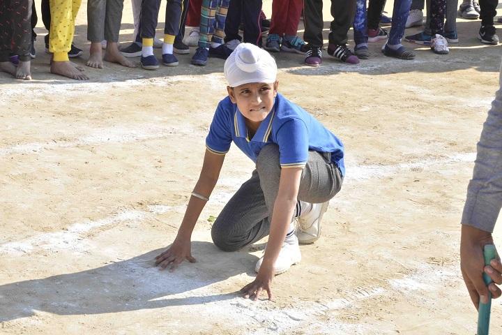 Guru Teg Bahadur Khalsa Public School-Running Race