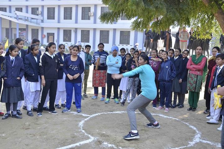 Guru Teg Bahadur Khalsa Public School-Sports