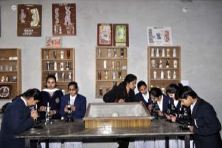 Guru Teg Bahadur Khalsa Public School-Biology Lab