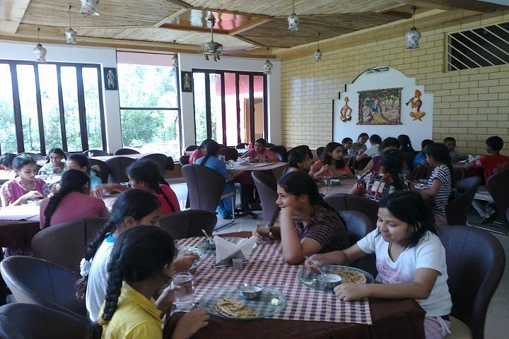 Guru Teg Bahadur Pub School-Cafeteria