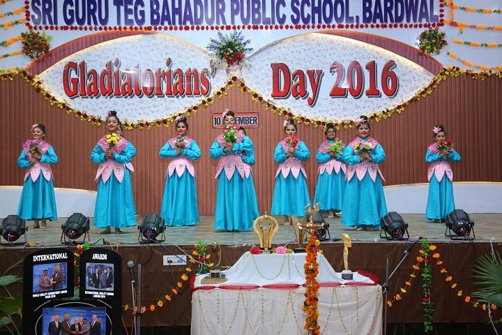 Guru Teg Bahadur Pub School-Dance Event