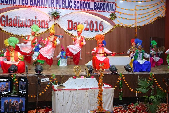 Guru Teg Bahadur Pub School-Dance