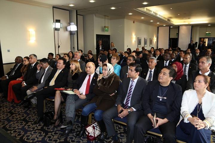 Guru Teg Bahadur Pub School-Foreign Delegates