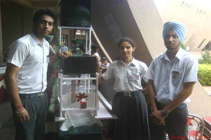 Guru Teg Bahadur Pub School-Science Fair