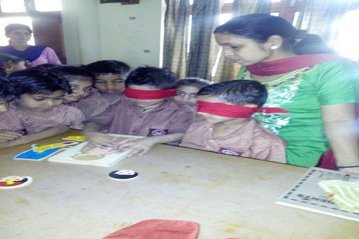 Guru Teg Bahadur Public School-Classroom Activity