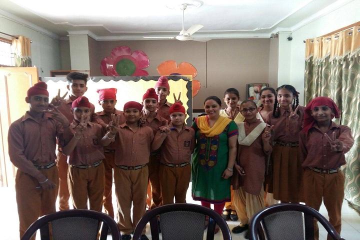 Guru Teg Bahadur Public School-Event