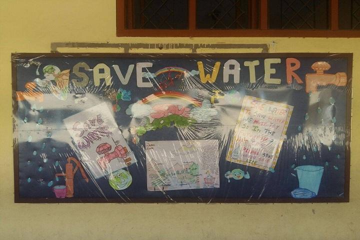 Guru Teg Bahadur Public School-Poster Presentation