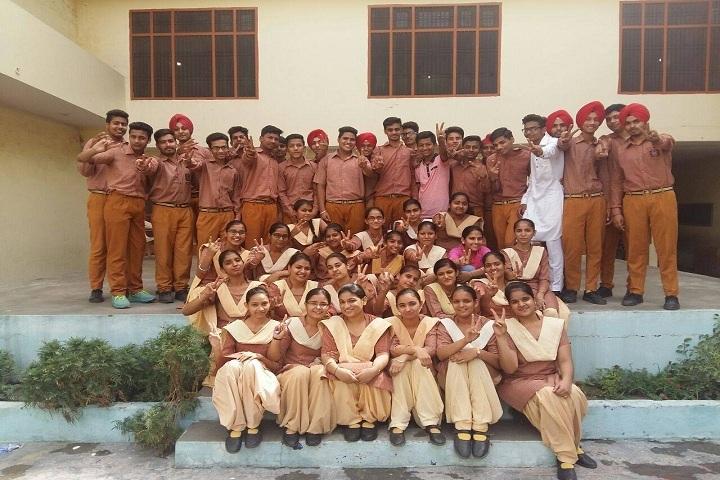 Guru Teg Bahadur Public School-Students