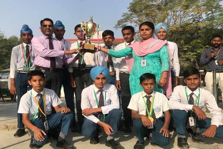 Guru Teg Bahadur Public School-Achievment