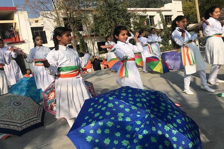 Guru Teg Bahadur Public School-Independence Day Celebration