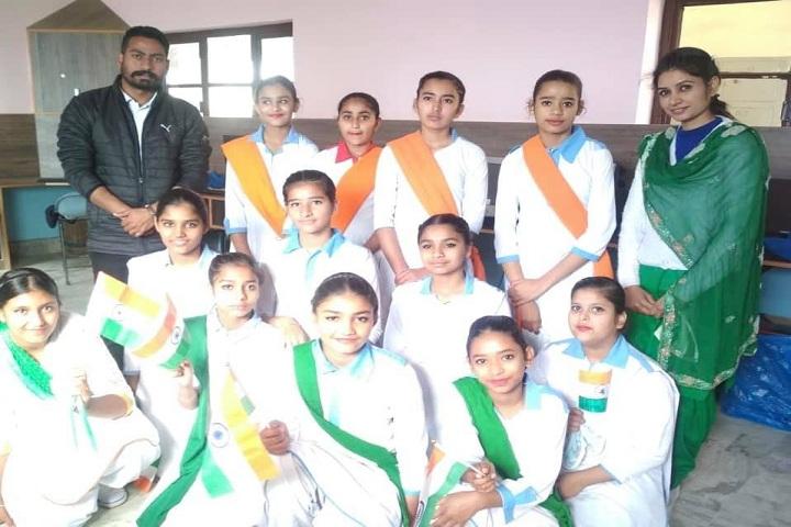 Guru Teg Bahadur Public School-Independence Day Event