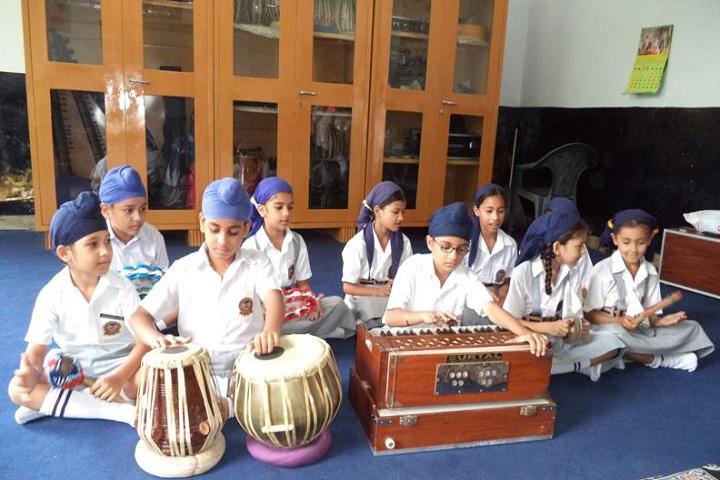 Guru Teg Bahadur Public School-Music