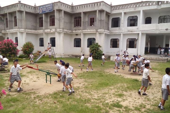 Guru Teg Bahadur Public School-School View