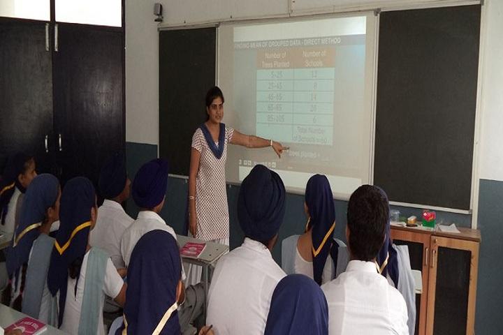 Guru Teg Bahadur Public School-Smart Classroom