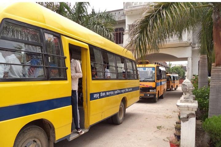 Guru Teg Bahadur Public School-Transport