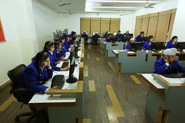 Gurukul World School-English Lab