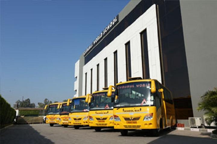 Gurukul World School-Transport