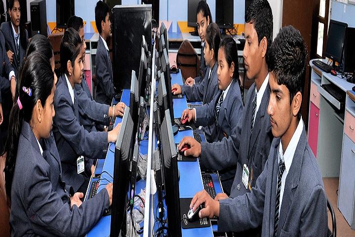 Gyan Ganga International School-Computer Lab