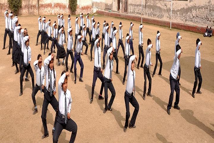 Gyan Ganga International School-Karate Event
