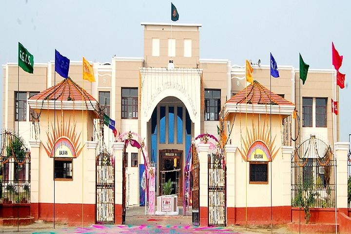 Gyan Ganga International School-School View