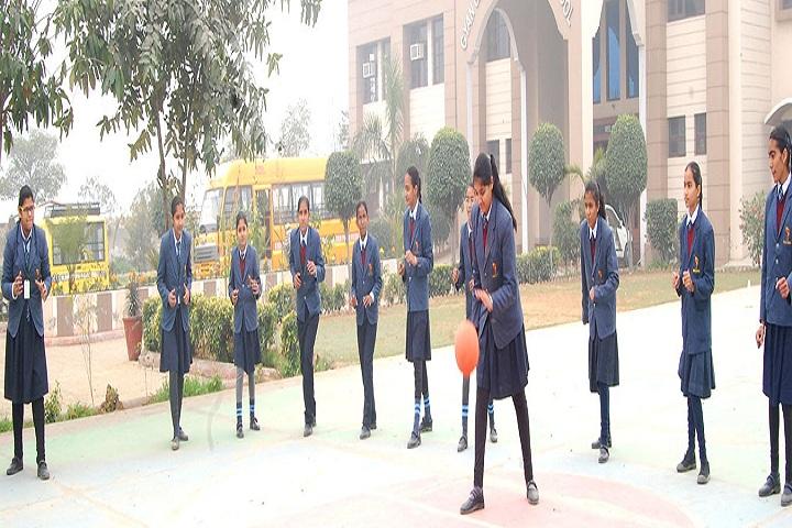 Gyan Ganga International School-Sports