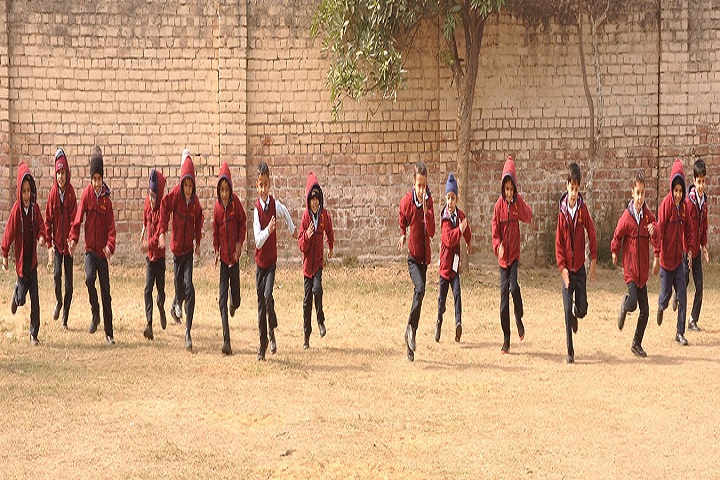 Gyan Ganga International School-Play Area