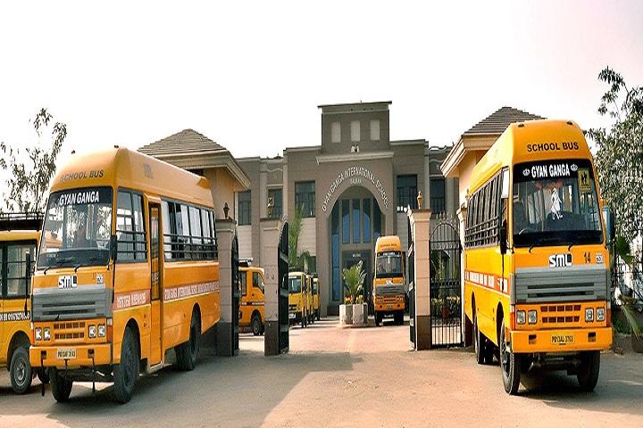 Gyan Ganga International School-Transport