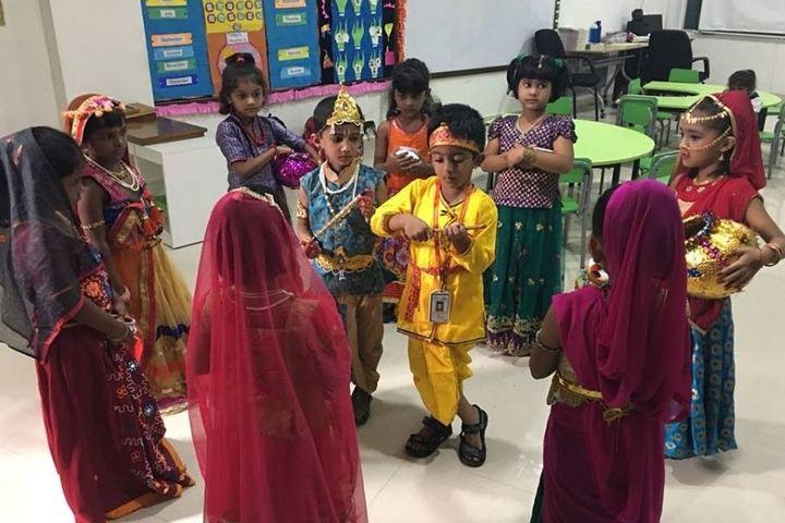 Ambitus World School-Fancy Dress