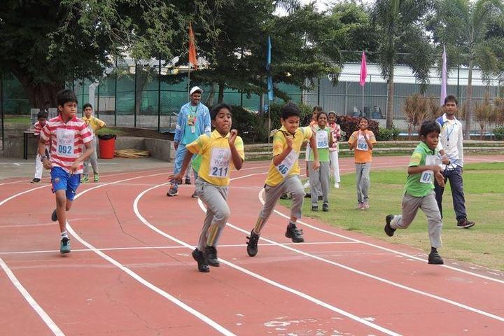Ambitus World School-Running Event