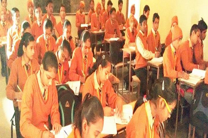 Ichchha Public School-Classroom