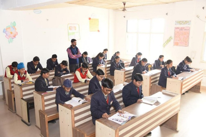 Gyan Gunn Sagar International School-Classroom