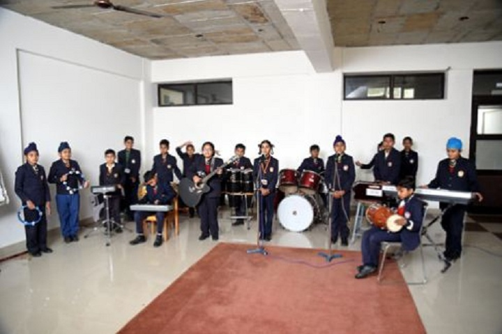 Gyan Gunn Sagar International School-Music Room