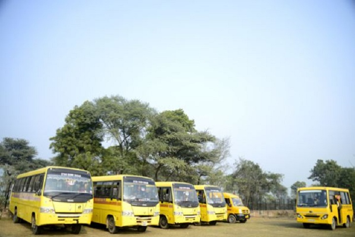 Gyan Gunn Sagar International School-Transport
