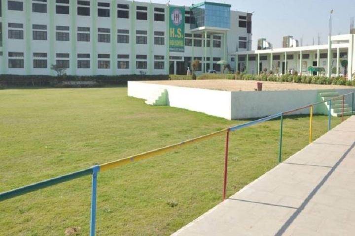H S High School-School View