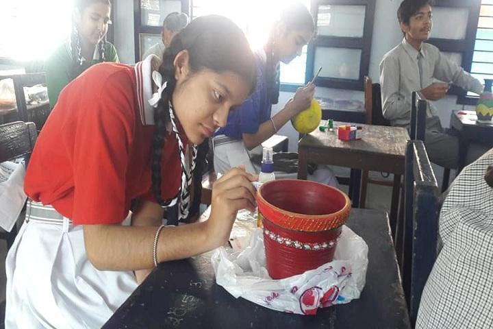 Henderson Jubilee School-Art and Craft