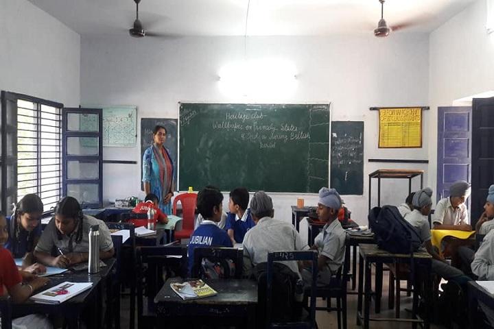 Henderson Jubilee School-Classroom
