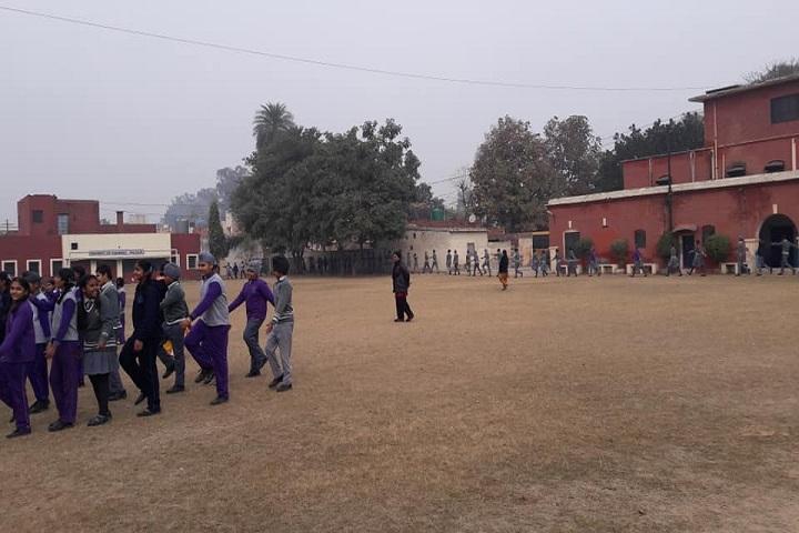 Henderson Jubilee School-Play Ground