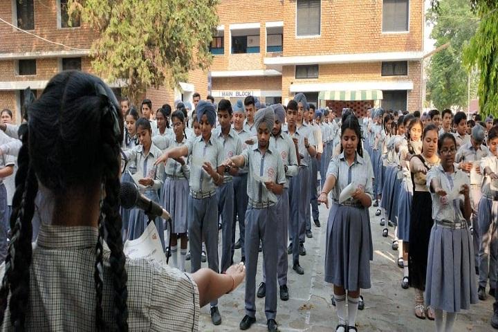 Henderson Jubilee School-Assembly