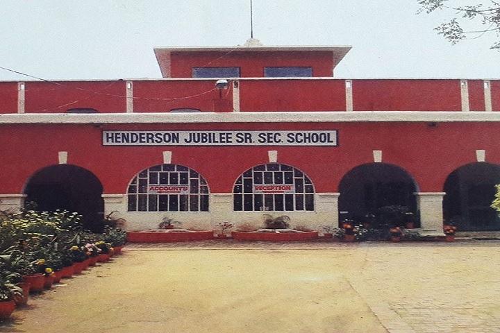 Henderson Jubilee School-School View