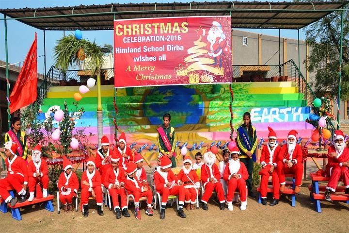 Himland Public School-Christmas Celebration
