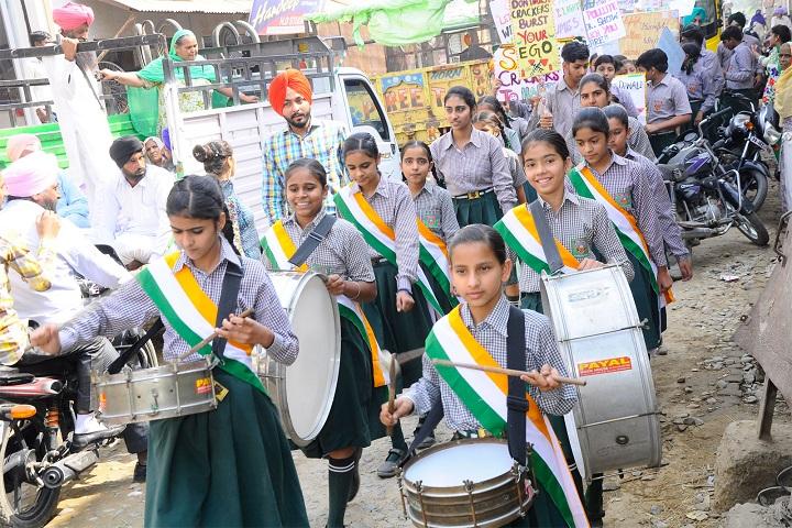 Himland Public School-Independence Day