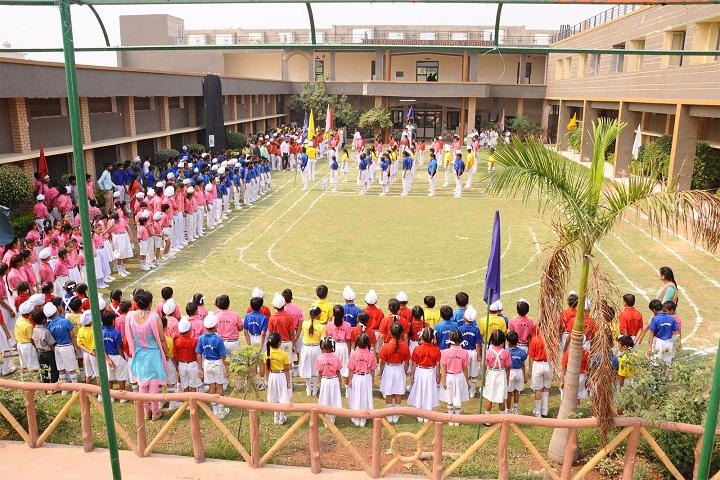 Himland Public School-Play Area