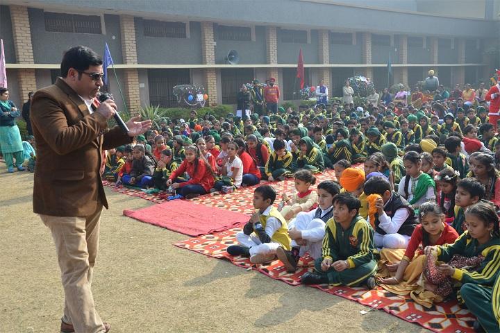 Himland Public School-Seminar