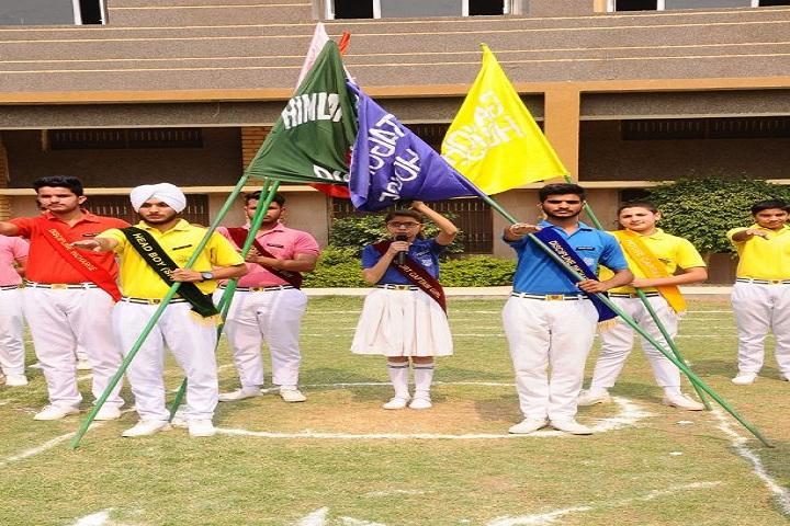 Himland Public School-Sports Day