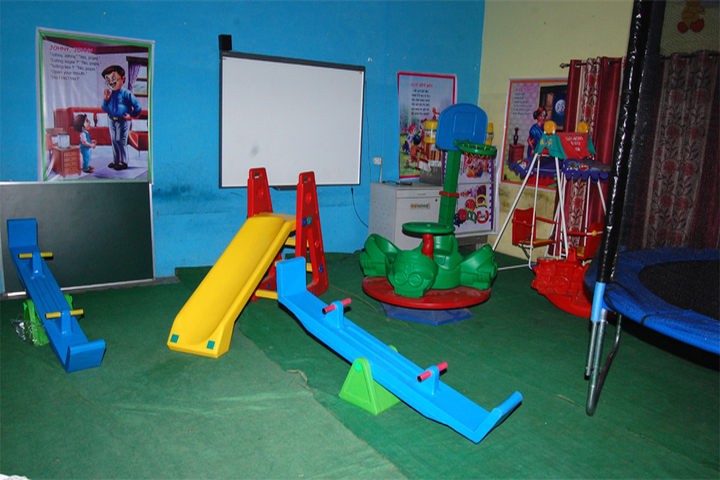 Holy Angel Convent School-Kids Play Room