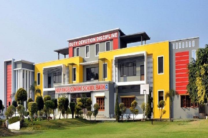 Holy Angel Convent School-School Building