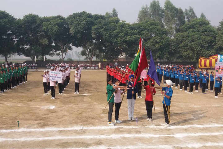 Holy Angel Convent School-Sports Day